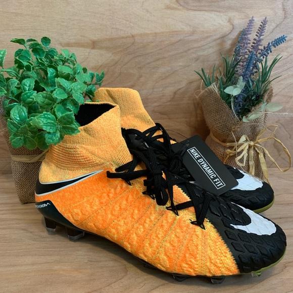 size 40 12d18 a4858 Nike Hypervenom Phantom III 3 DF FG Soccer Cleats